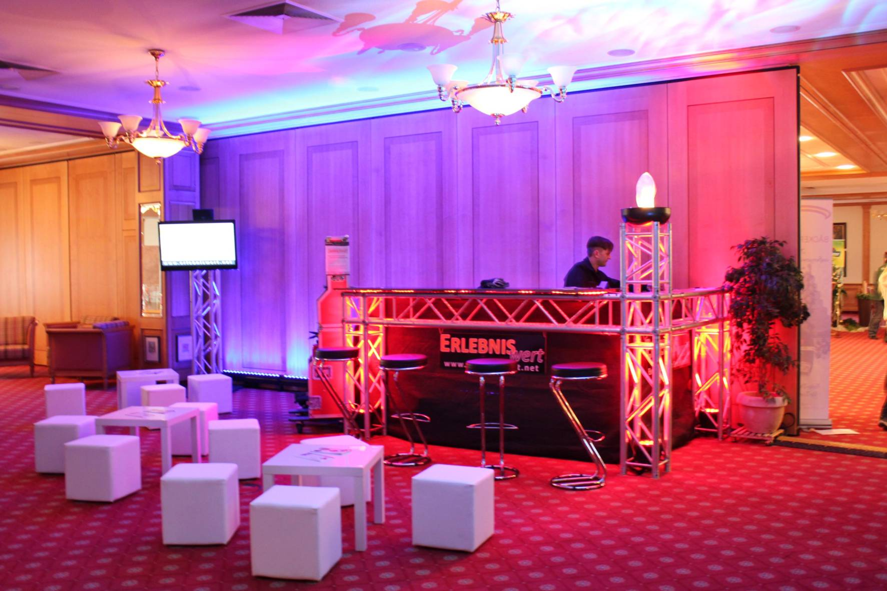 Lounge möbel bar  Lounge -Mietmöbel und -Ausstattung für Ihre Gala -Veranstaltung in ...
